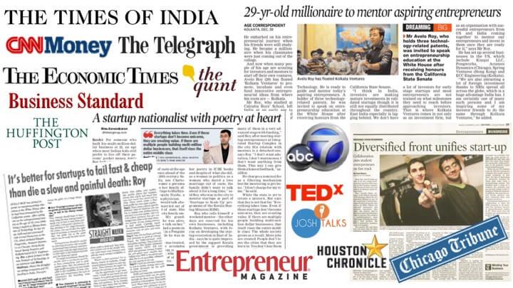 Avelo Roy News Media Coverage