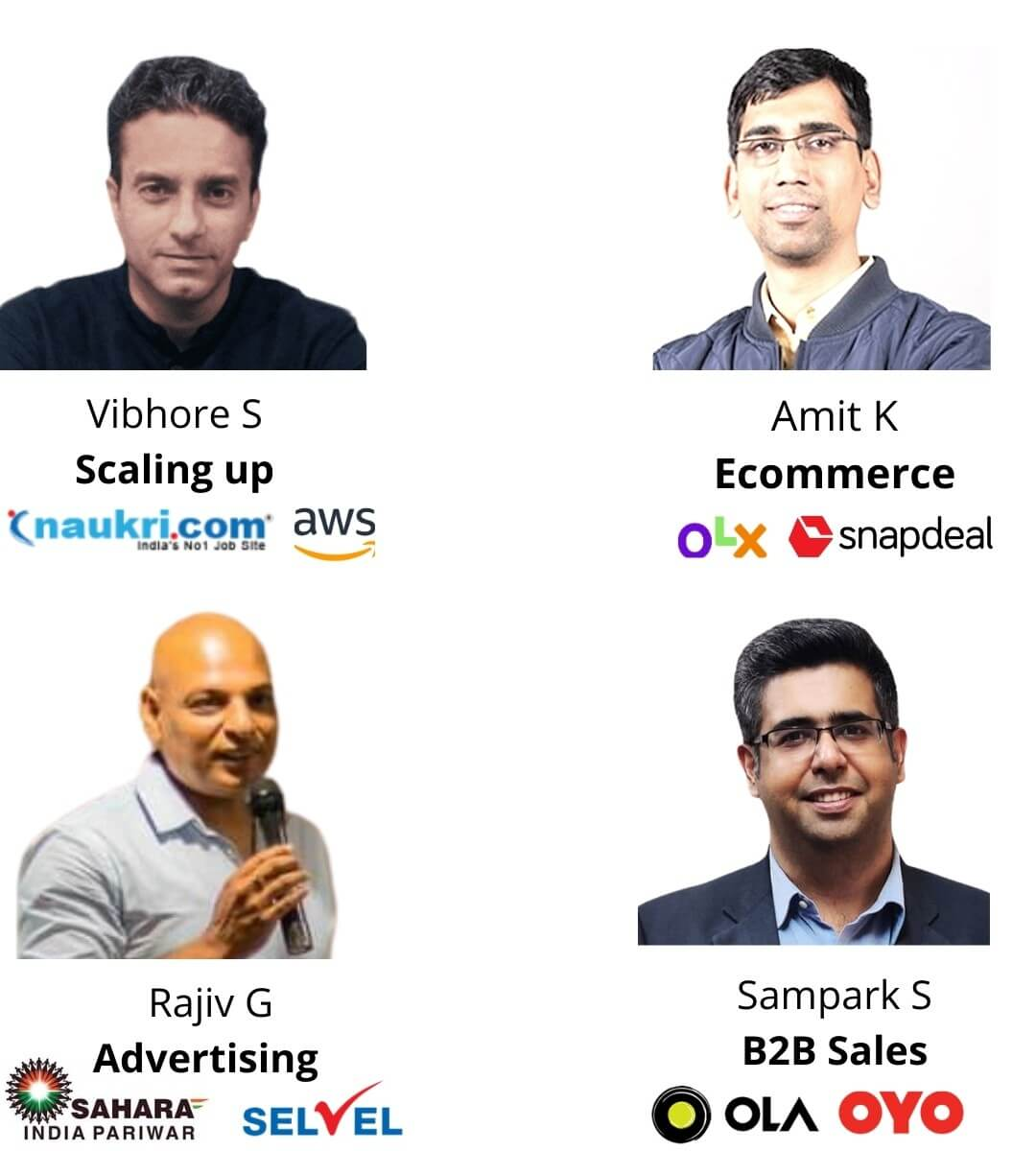 Kolkata Ventures Startup Mentor